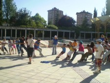 Liga Española de Educación- Liga Vallisoletana